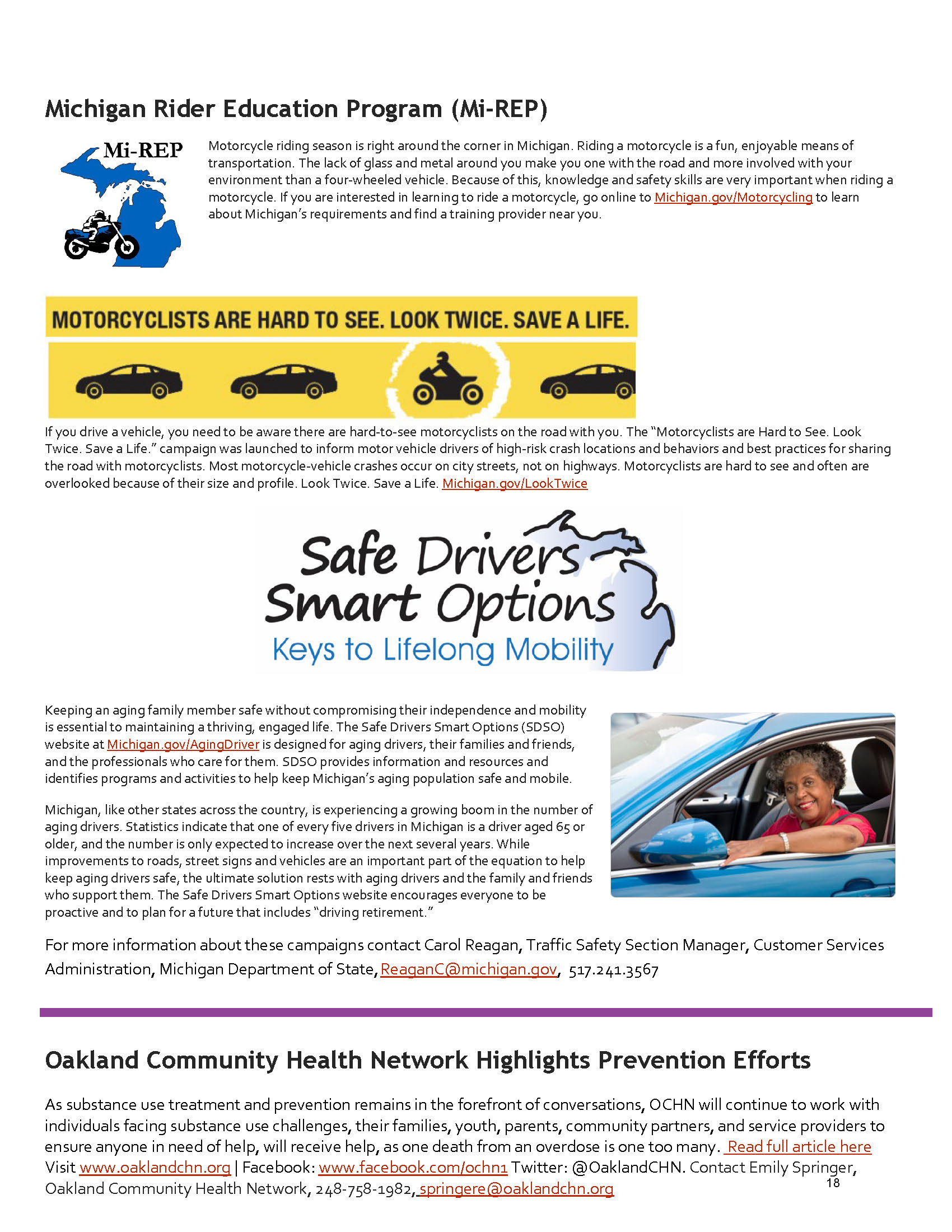 2021 Spring PN Newsletter - Page 18