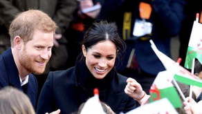 Meghan Markle & Prince Harry Names Daughter After Queen Elizabeth and Princess Diana