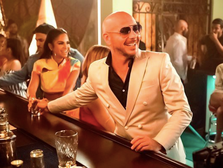 Grammy® Winner and Business Entrepreneur Pitbull Invests in New Connected Fitness Equipment CLMBR