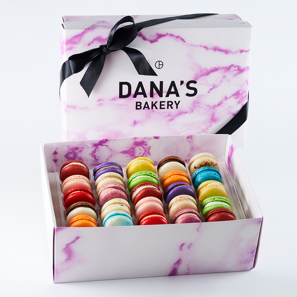 Dana's Bakery Macarons