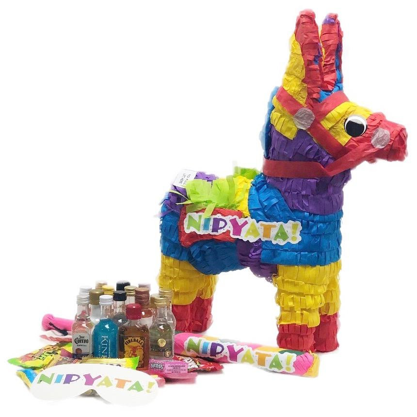 Nipyata liquor filled pinata
