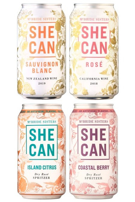 McBride Sisters She Can 4 pack sampler