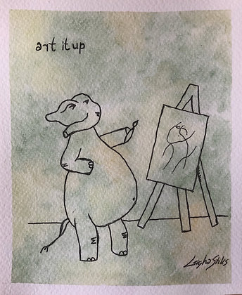 Art it up