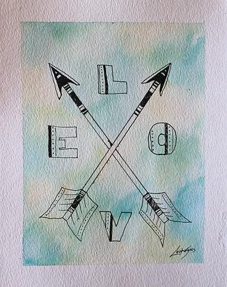 Arrow Love