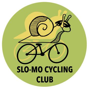 Slo-mo cycling club