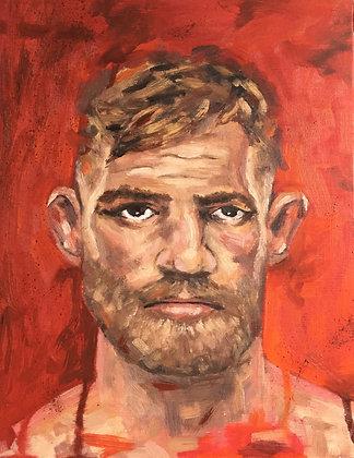 Connor McGregor Portrait