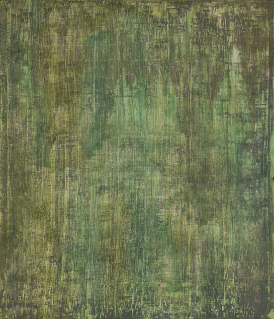 Joshua Tree III, 2011, olieverf op canvas 70x60 cm.