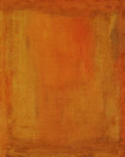 Golden Letter V, 2016, oil on paper, 40x30 cm.