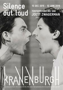 Silence Out Loud, samengesteld door Joost Zwagerman (1963-2015), Museum Kranenburgh, Bergen (NH), december 2015