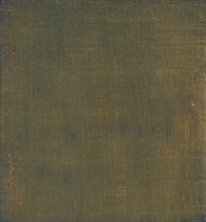 Gospel XII, 2019, oil on panel, 30x27 cm.