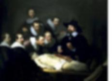 Rembrandt, Anatomische les van Dr. Tulp.