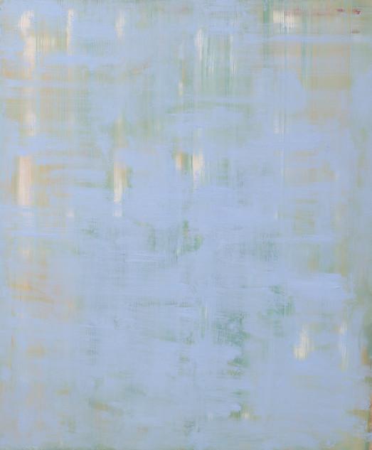 Viriditas II, 2018, oil on linen, 130x100 cm  (collection Mark Rothko Art Centre, Daugavpils (LV)