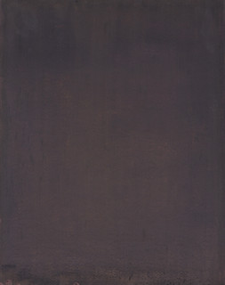 Golden Letter VII, 2016, oil on paper, 40x30 cm.