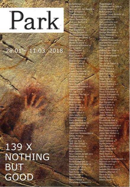 139x Nothing But Good, Park, Tilburg, 2018