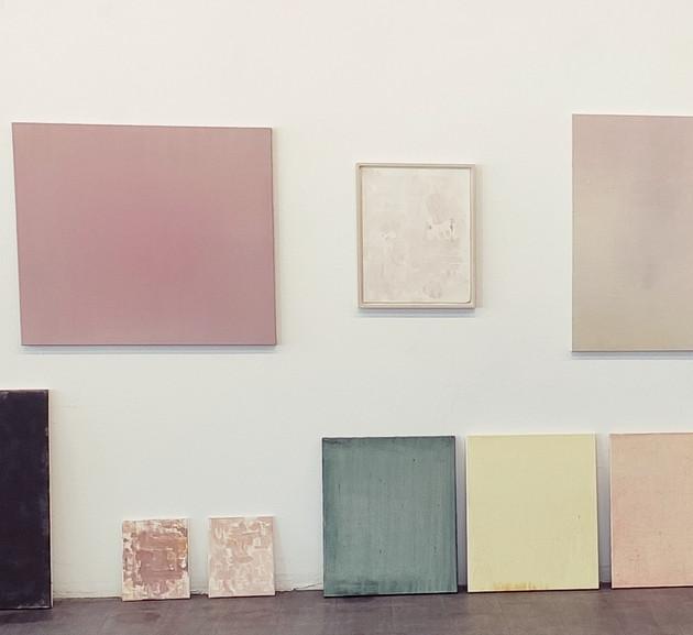 Stedelijke Kunstenaars V,  De Nieuwe kunstruimte, Den Bosch,  22 juli-28 augustus 2020.