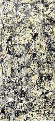 Zevenvoudige pad, Pollock.jpg