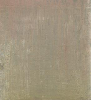 Gospel III, 2019, oil on panel, 30x27 cm.