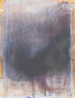 Inside The House, 2013, oil on paper, 65x50 cm.