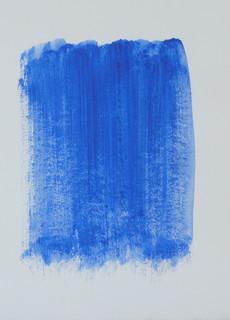 Affectus deel II, 2011, olieverf op papier, 32x24 cm
