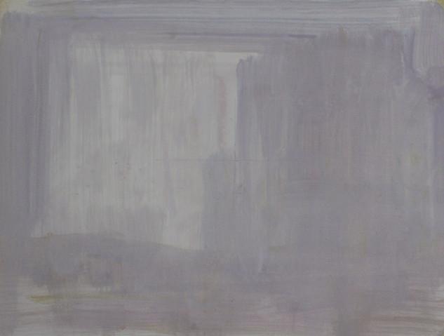 Zeven dagen en zeven nachten, 2011,  olieverf op papier, 42x61 cm.