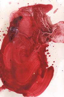 Painters Mind XIX, 2019, oil on paper, 23x17 cm.