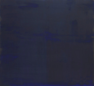Blue Science, 2016, oil on canvas, 110x140 cm.