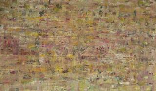 'Discretio I', 100x60cm, olieverf op doe