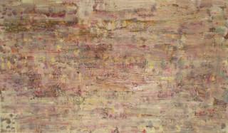 'Discretio II', 100x60cm, olieverf op do