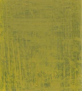 Gospel V, 2019, oil on panel, 30x27 cm.