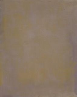 Golden Letter II, 2016, oil on paper, 40x30 cm.