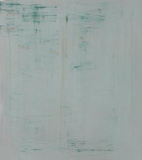 Stream, 2013, oil on canvas, 90x80 cm.