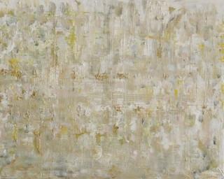 Getijden-liefde, olieverf op doek, 30x40