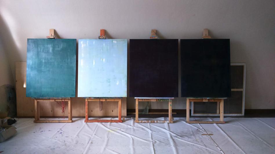 Mark Rothko Art Centre,  Daugavpils (LV), 2018