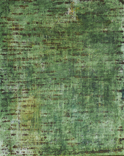 Joshua Tree VI, 2011, olieverf op canvas, 50x40 cm.