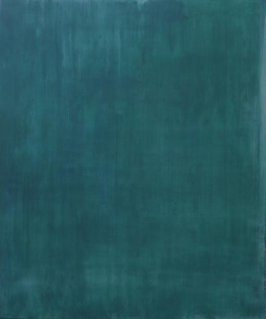 Viriditas I, 2018, oil on linen, 130x100 cm  (collection Mark Rothko Art Centre, Daugavpils (LV)