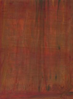 Burning Leaves III, 2019, oil on panel, 40x30 cm.