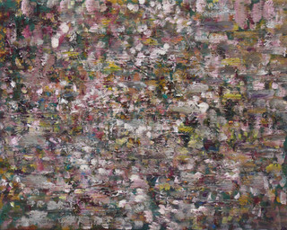 'Memento Dei', 50x40 cm, olieverf op doe