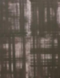De donkere nacht VII, olieverf op papier