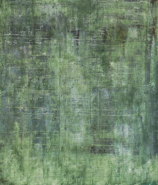 Joshua Tree IV, 2011, olieverf op canvas, 50x40 cm.