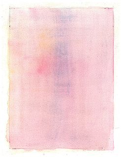 Body, 2018, watercolor on paper, 32x27 cm.