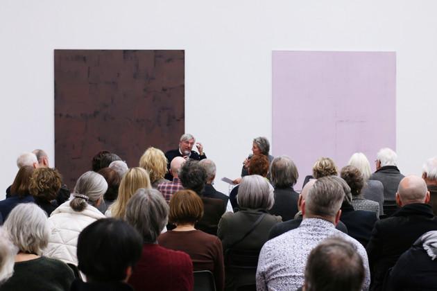 Loutering, Park, Tilburg, boekpresentatie en tentoonstelling, gesprek met Rebecca Nelemens, december 2016