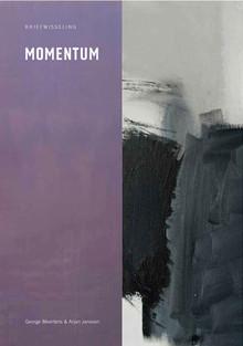 Momentum, briefwisseling met Arjan Janssen, Artist in Residence, Vincent van Gogh Huis, Zundert, 2016