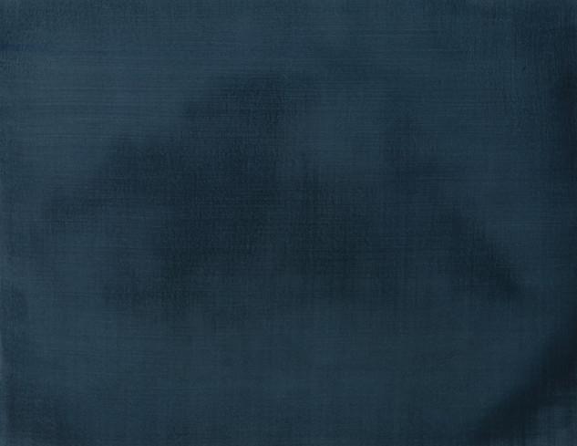 Walkin On Blue 01, 2017, oil on paper, 32x41 cm