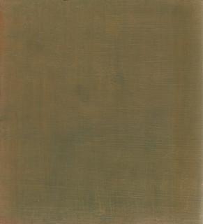 Gospel VIII, 2019, oil on panel, 30x27 cm.
