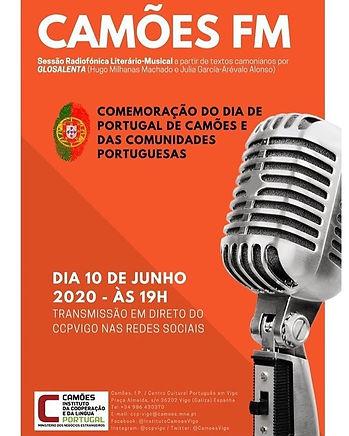 CAMÕES FM • Dia de Portugal, de Camões