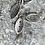 """Thumbnail: Sterling silver earrings - """"Flirty"""""""