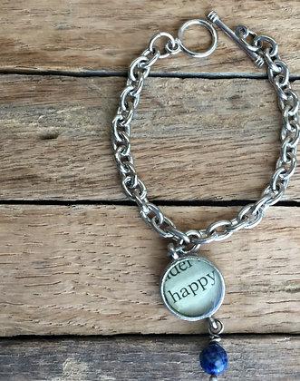 """""""Happy"""" Bracelet"""