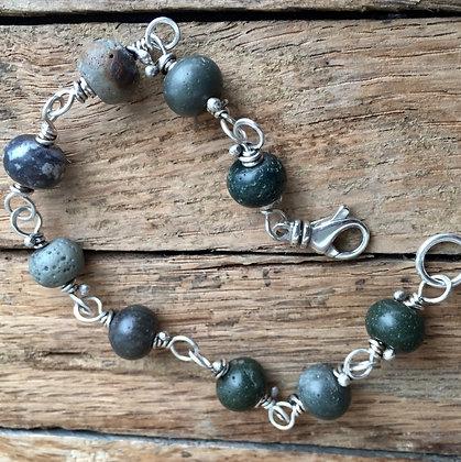 """Leland Blue """"Classic Stone"""" Bracelet"""