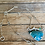 Thumbnail: Leland Blue, Green CZ and Sterling Silver Necklace -
