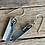 """Thumbnail: Sterling and Sapphire Earrings - """"Radiance"""""""